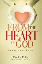 Cynthia Kelly - From The Heart Of God