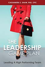 Dr. Sandi Shaw - Leadership Game Plan