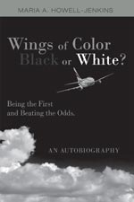 Maria Howell-Jenkins - Wings Of Color Black Or White